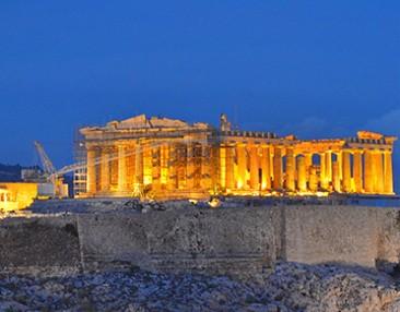 感受不一样的希腊