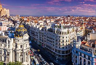 西班牙,去到便爱上的国家