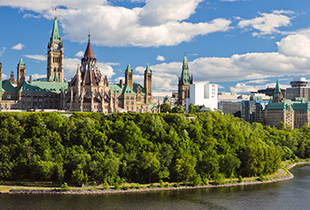 加拿大成功案例-幸福也許會遲到,但從不會缺席