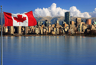 恭喜曹先生獲得加拿大楓葉卡