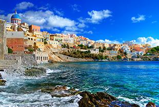 成功案例|情定愛琴海,李先生夫婦移民希臘相識地
