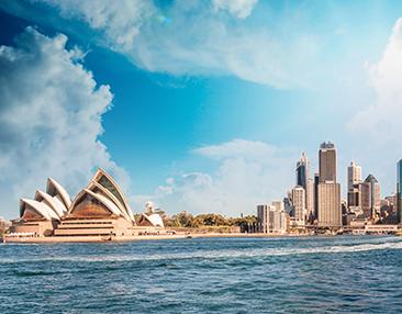 為了養老  選擇定居澳大利亞