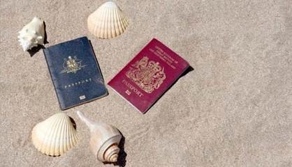 恭喜陈先生获得欧盟护照