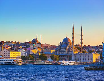 F先生喜獲浪漫土耳其護照