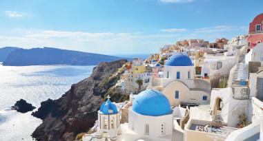 在希臘開啟新的篇章