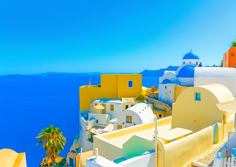 成年人也要對自己好—換個環境去希臘!