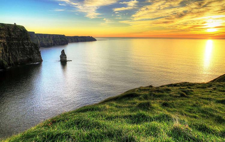 翡翠綠島——愛爾蘭