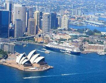 澳洲移民—青岛澳星