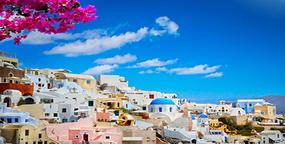 带上父母去希腊