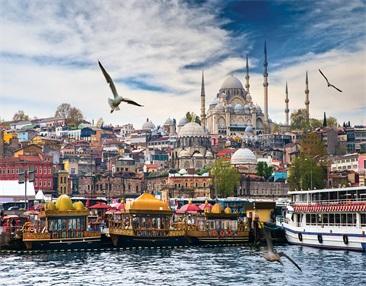 為了孩子教育,H總看中土耳其身份