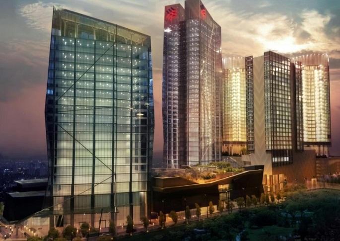 马来西亚 吉隆坡  白沙罗城 Damansara City