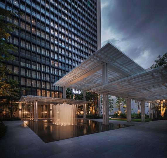 泰国曼谷市中心高端豪宅公寓贵族·奔集 Noble Ploenchit