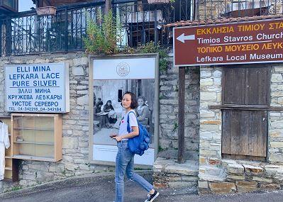 塞浦路斯陪同客户买房