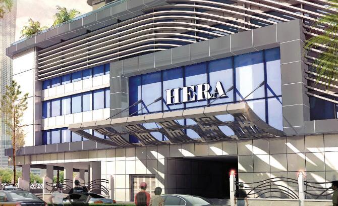 迪拜 赫拉塔(Hera Tower)