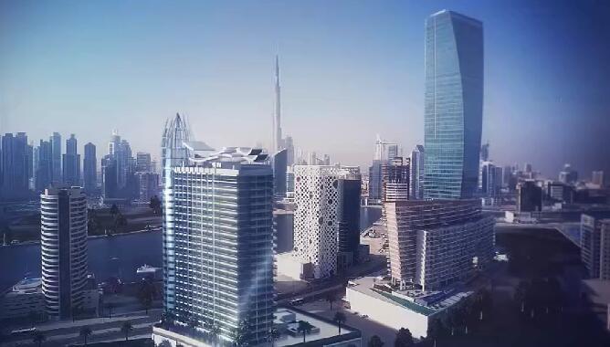 迪拜 海湾帝景(AG Tower)