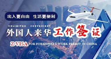 外国人工作许可证