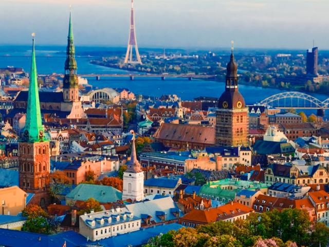 拉脫維亞國債移民專場分享(蘇州)