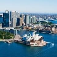 在你的心中,澳大利亚应该是怎样的色彩?