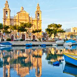 马耳他移民 余生在这里度过