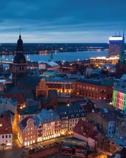 """""""女儿国""""的幸福感:拉脱维亚生活质量竟然这么高?"""