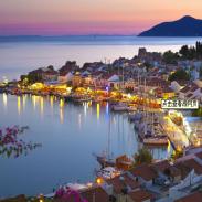 您可曾想过在希腊养老享受阳光和美食
