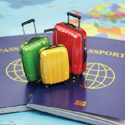 中国护照-澳星出国